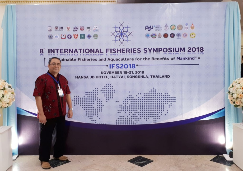 8th International Fisheries Symposium, Songkhla-Thailand 2018